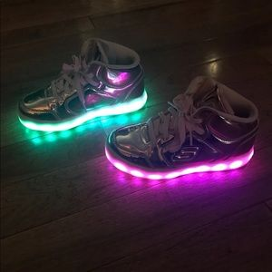 Sketchers Energy lights for kids